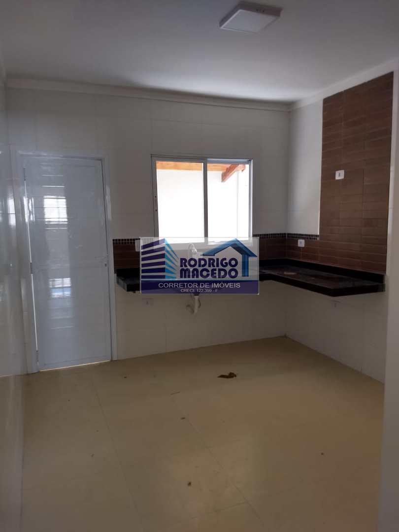 Sobrado com 2 dorms, Samambaia, Praia Grande - R$ 245 mil, Cod: 1845