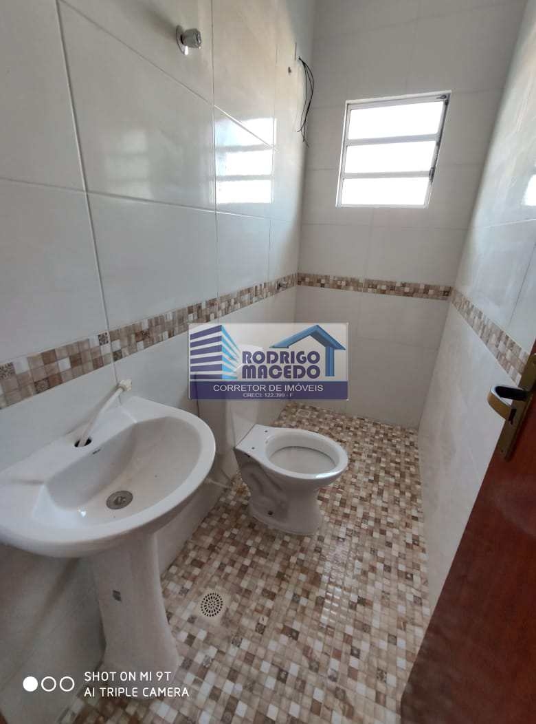 Casa de Condomínio com 2 dorms, Mirim, Praia Grande - R$ 230 mil, Cod: 1847