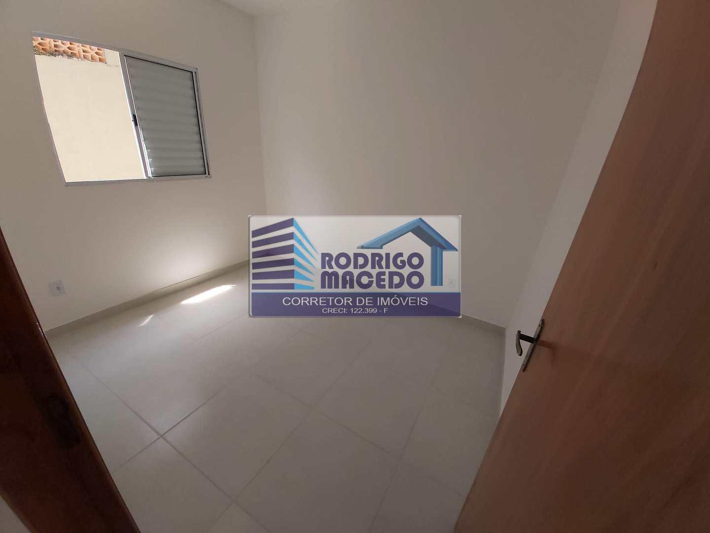 Casa de Condomínio com 2 dorms, Melvi, Praia Grande - R$ 158 mil, Cod: 1869