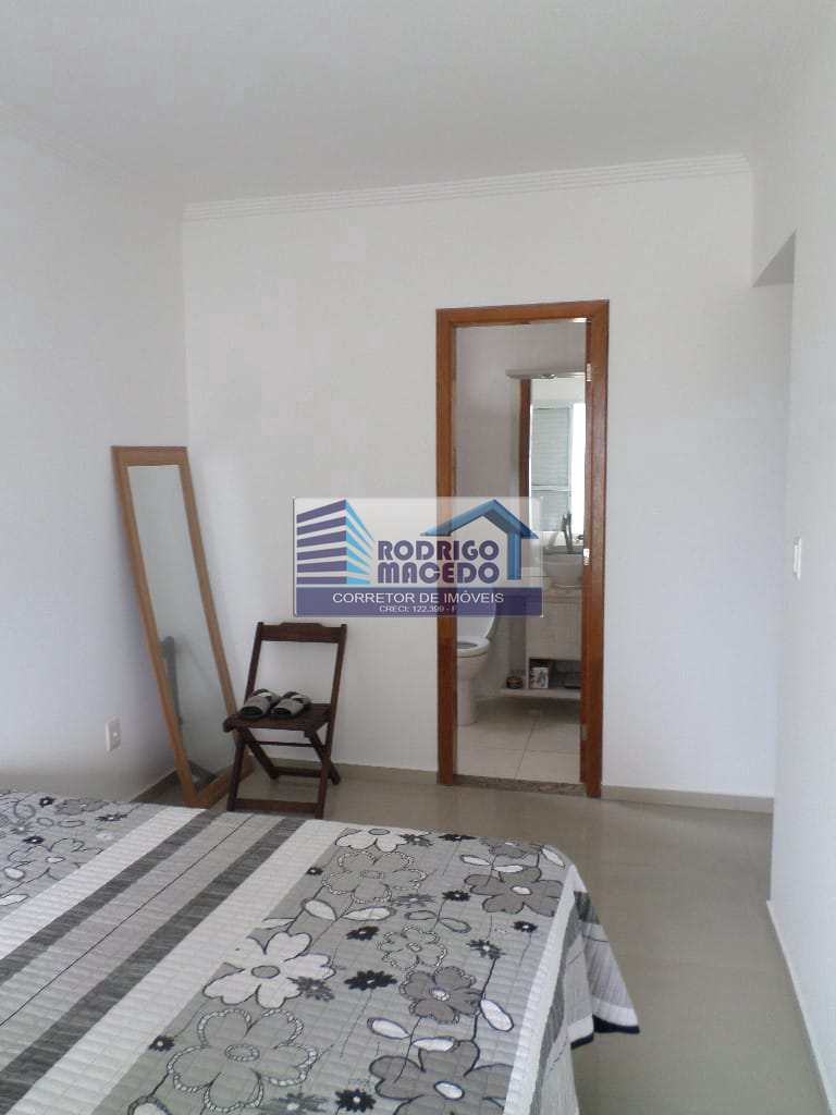 Apartamento com 2 dorms, Guilhermina, Praia Grande - R$ 430 mil, Cod: 1873