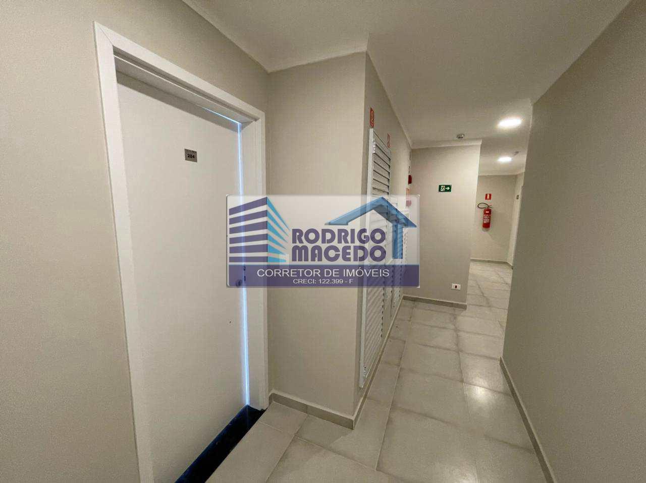 Apartamento com 2 dorms, Guilhermina, Praia Grande - R$ 445 mil, Cod: 1885