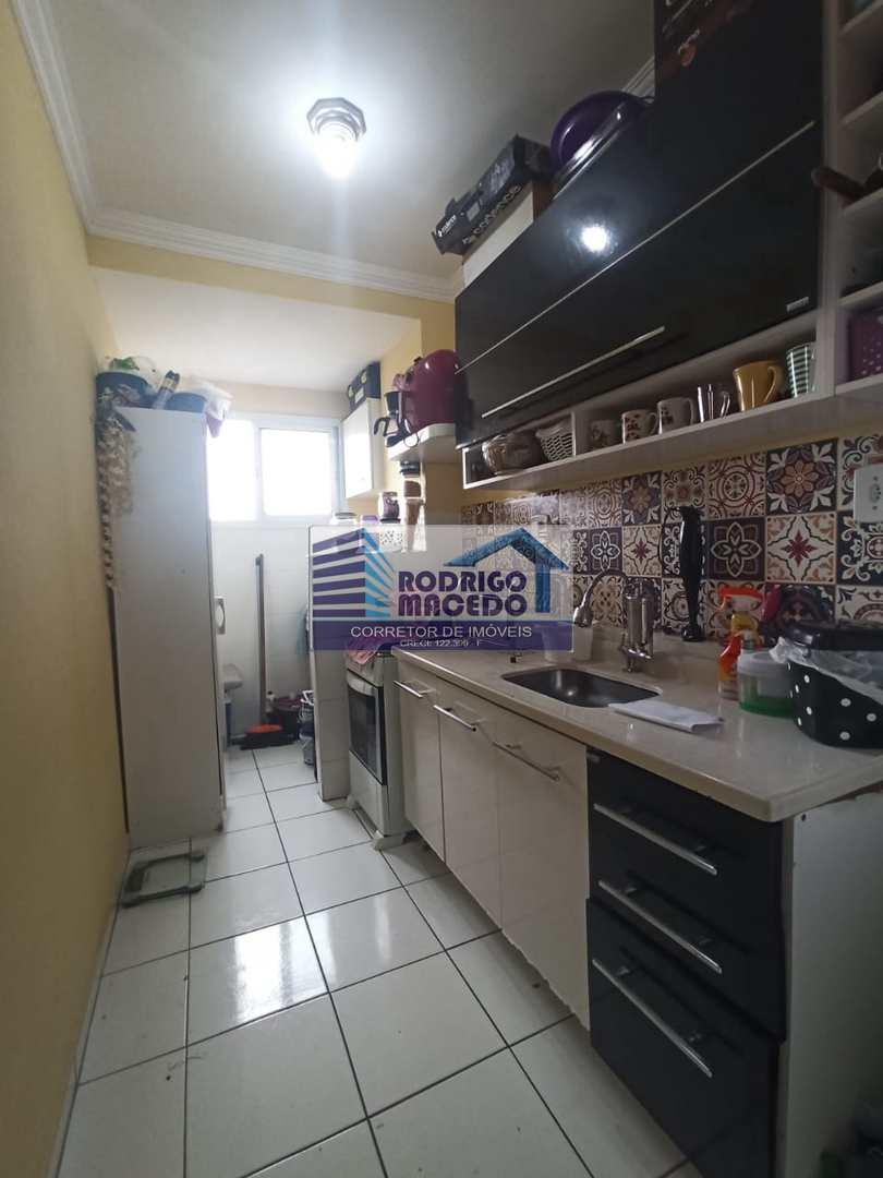 Apartamento com 2 dorms, Caiçara, Praia Grande - R$ 189 mil, Cod: 1899