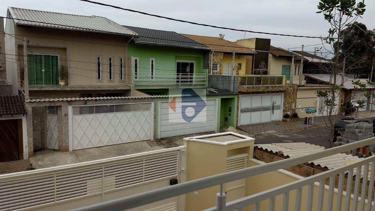 Sobrado com 3 dorms, Real Park Tietê Jundiapeba, Mogi das Cruzes - R$ 480.000,00, 156m² - Codigo: 12
