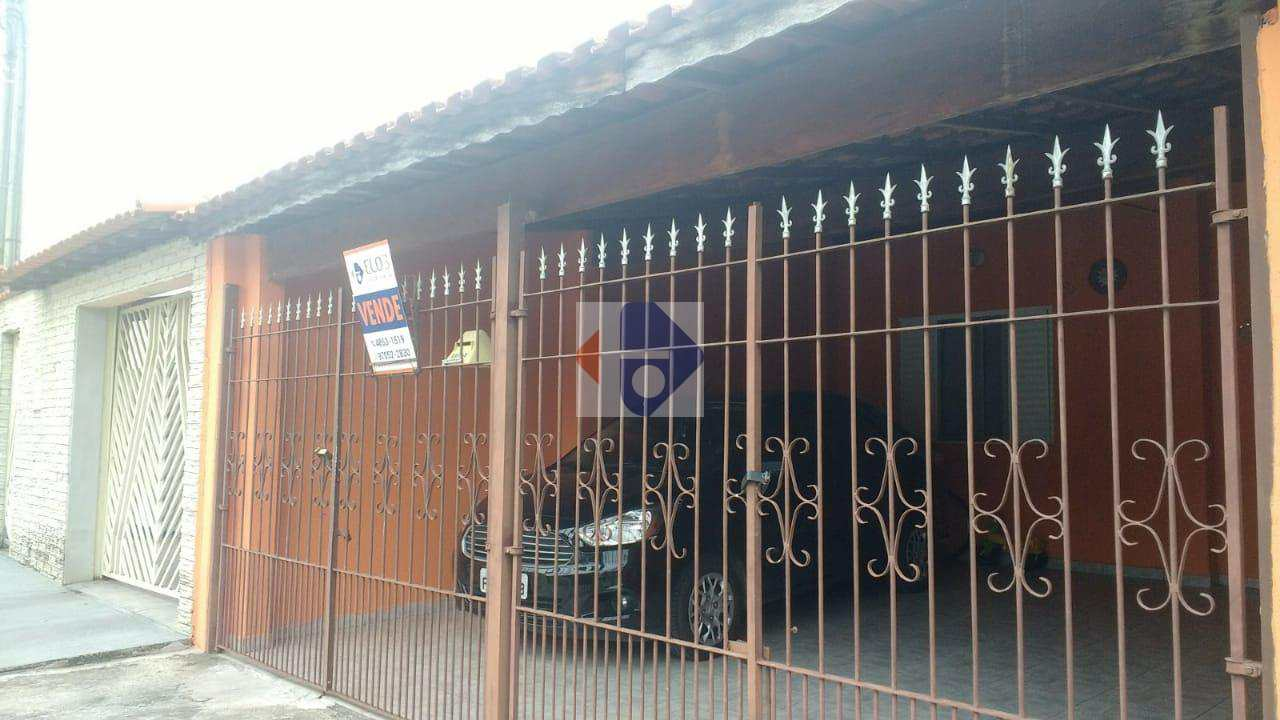 Casa com 2 dorms, Residencial Colinas, Mogi das Cruzes - R$ 320 mil, Cod: 23