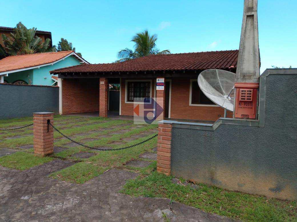 Casa com 3 dorms, Centro, Bertioga - R$ 650 mil, Cod: 100