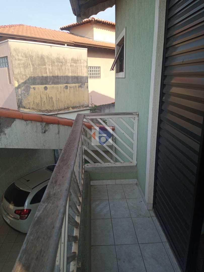 Sobrado com 2 dorms, Parque do Colégio, Suzano - R$ 550 mil, Cod: 165