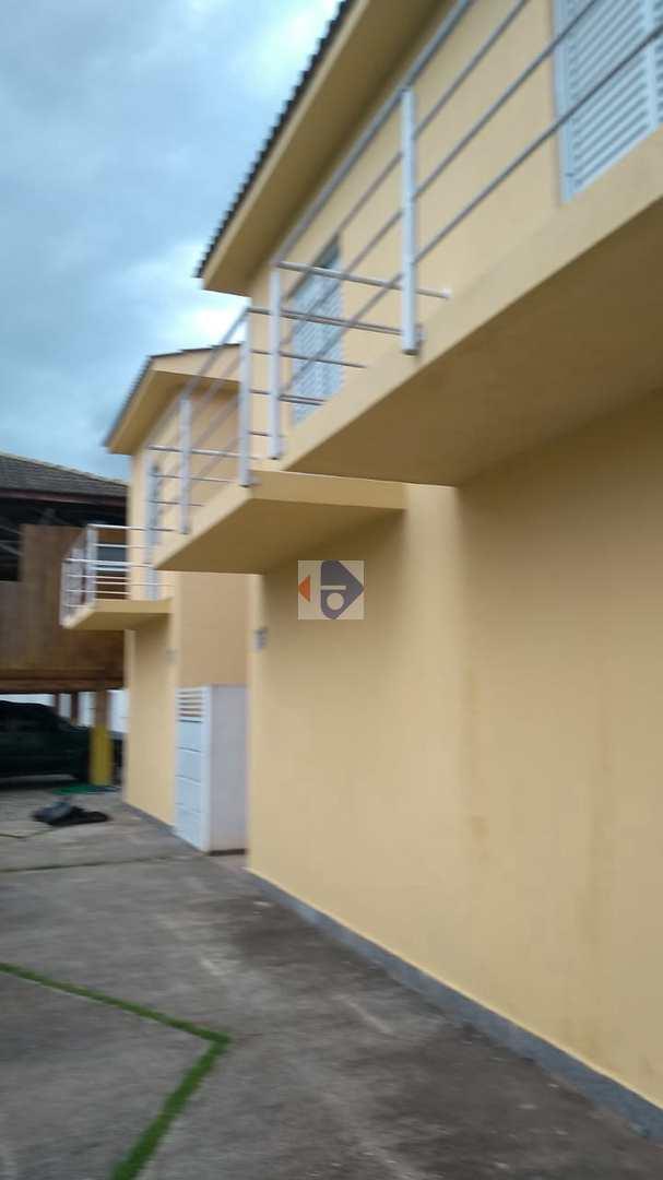 Sobrado de Condomínio com 2 dorms, Caxangá, Suzano - R$ 220 mil, Cod: 215