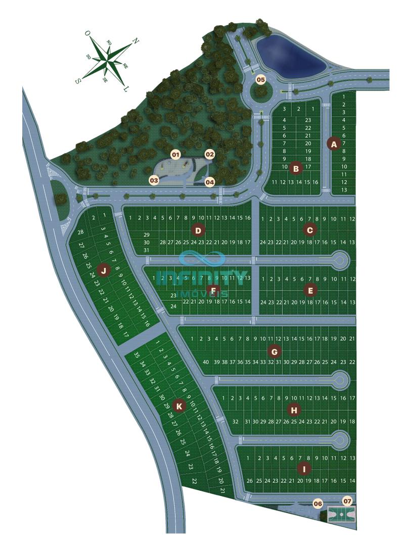 gardenville-mapa