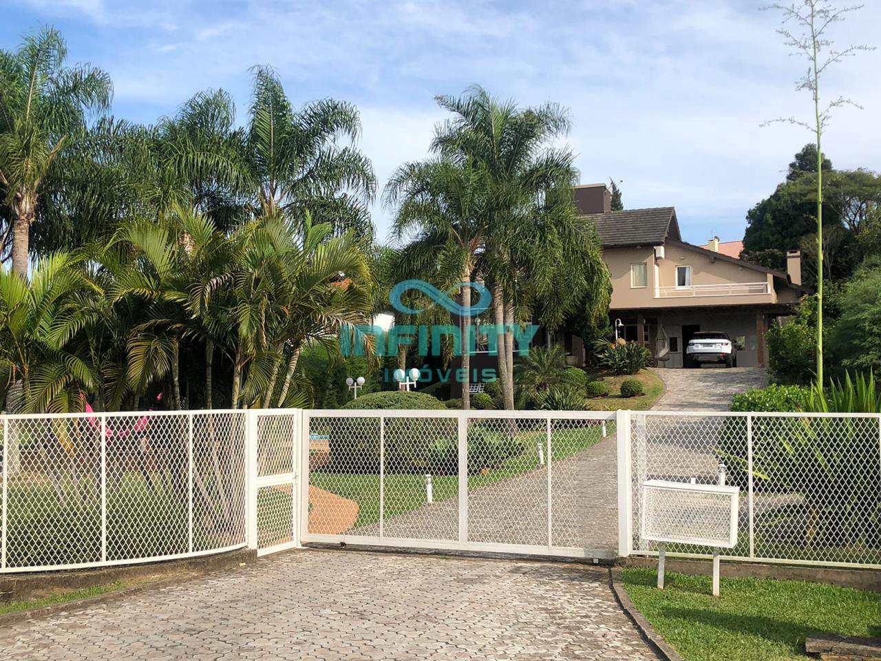 Casa de Condomínio com 3 dorms, Paragem Verdes Campos, Gravataí - R$ 1.5 mi, Cod: 68