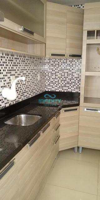 Sobrado de Condomínio com 2 dorms, Santa Cruz, Gravataí - R$ 159 mil, Cod: 365