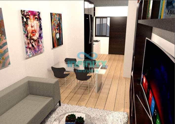 Casa com 2 dorms, São Judas Tadeu, Gravataí - R$ 159 mil, Cod: 372