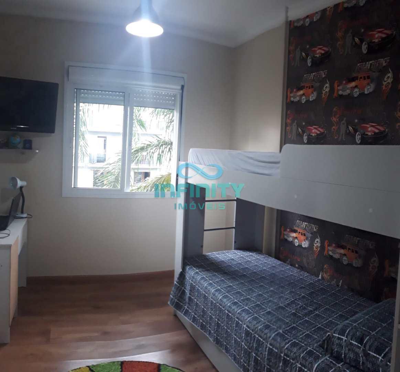 Apartamento com 3 dorms, Dom Feliciano, Gravataí - R$ 583 mil, Cod: 525