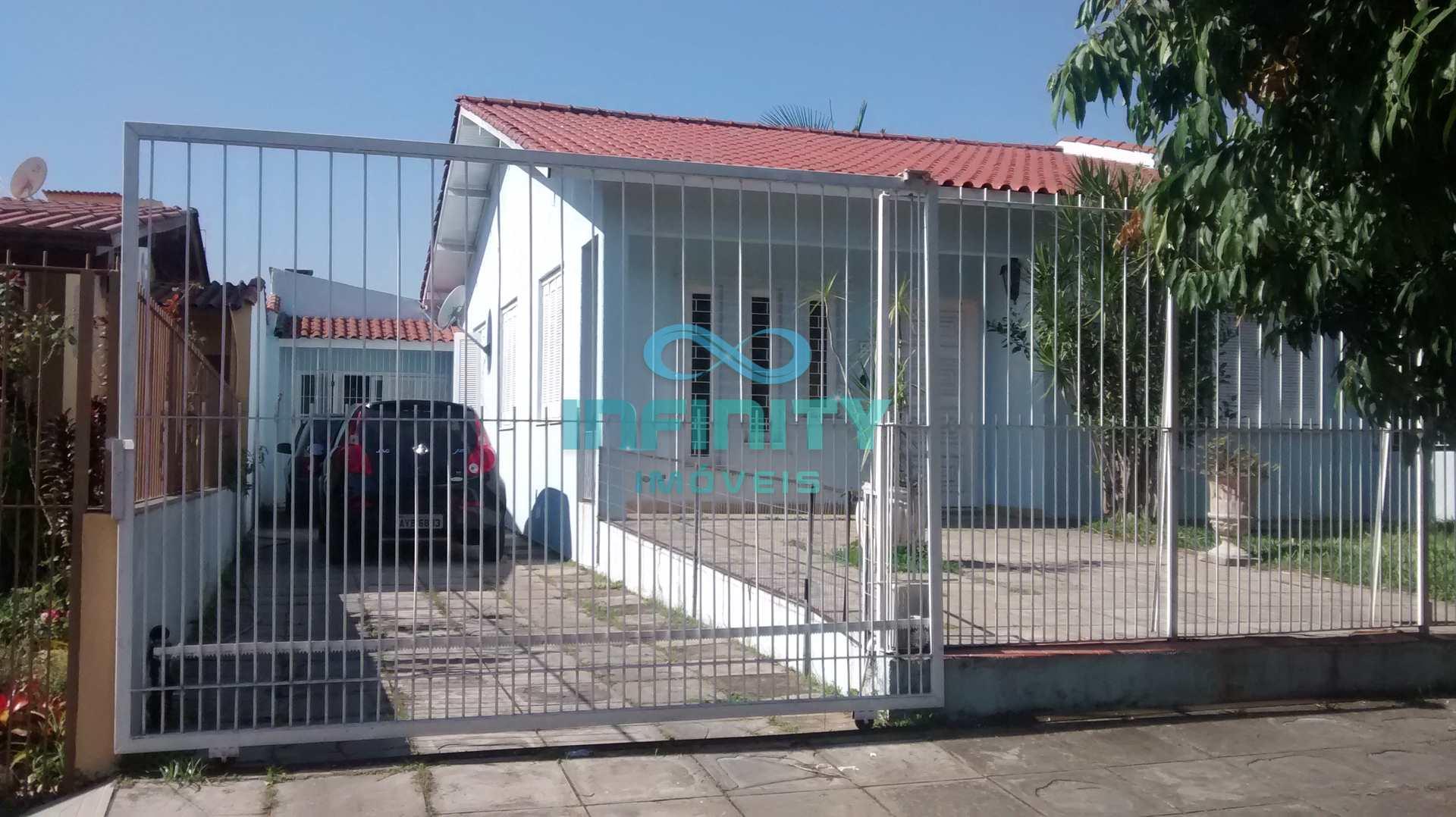 Casa com 3 dorms, Dom Feliciano, Gravataí - R$ 460 mil, Cod: 575