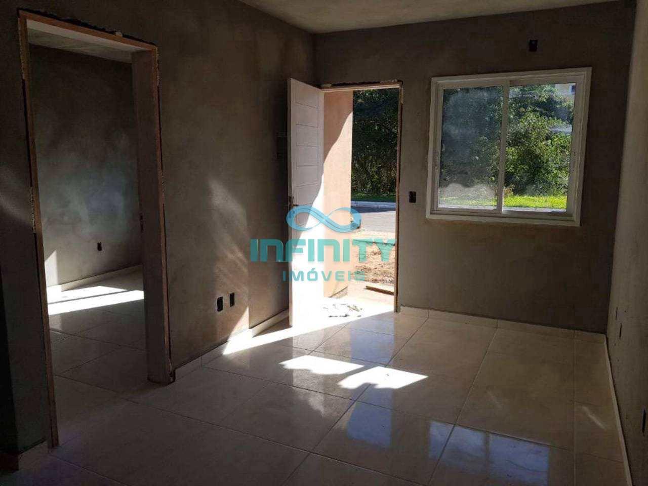 Casa com 2 dorms, Bom Sucesso, Gravataí - R$ 159 mil, Cod: 601