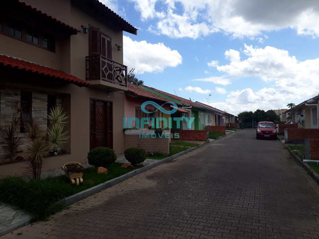 Sobrado de Condomínio com 3 dorms, Passos dos Ferreiros, Gravataí - R$ 320 mil, Cod: 706