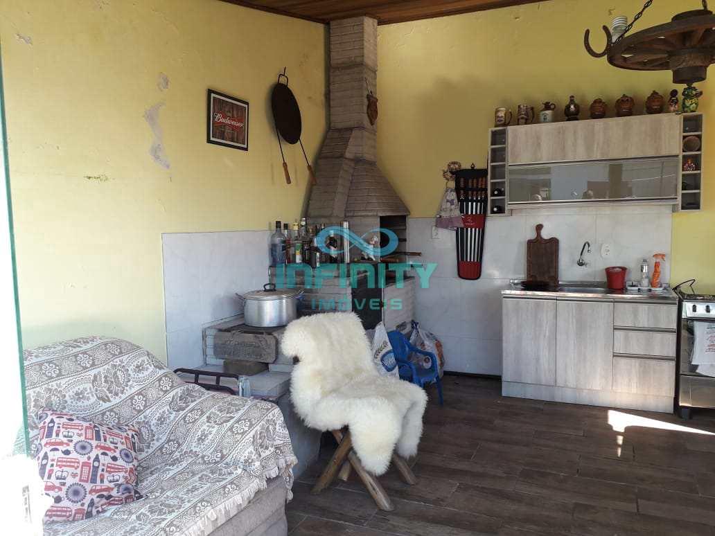 Casa com 2 dorms, Santa Cruz, Gravataí - R$ 207 mil, Cod: 762
