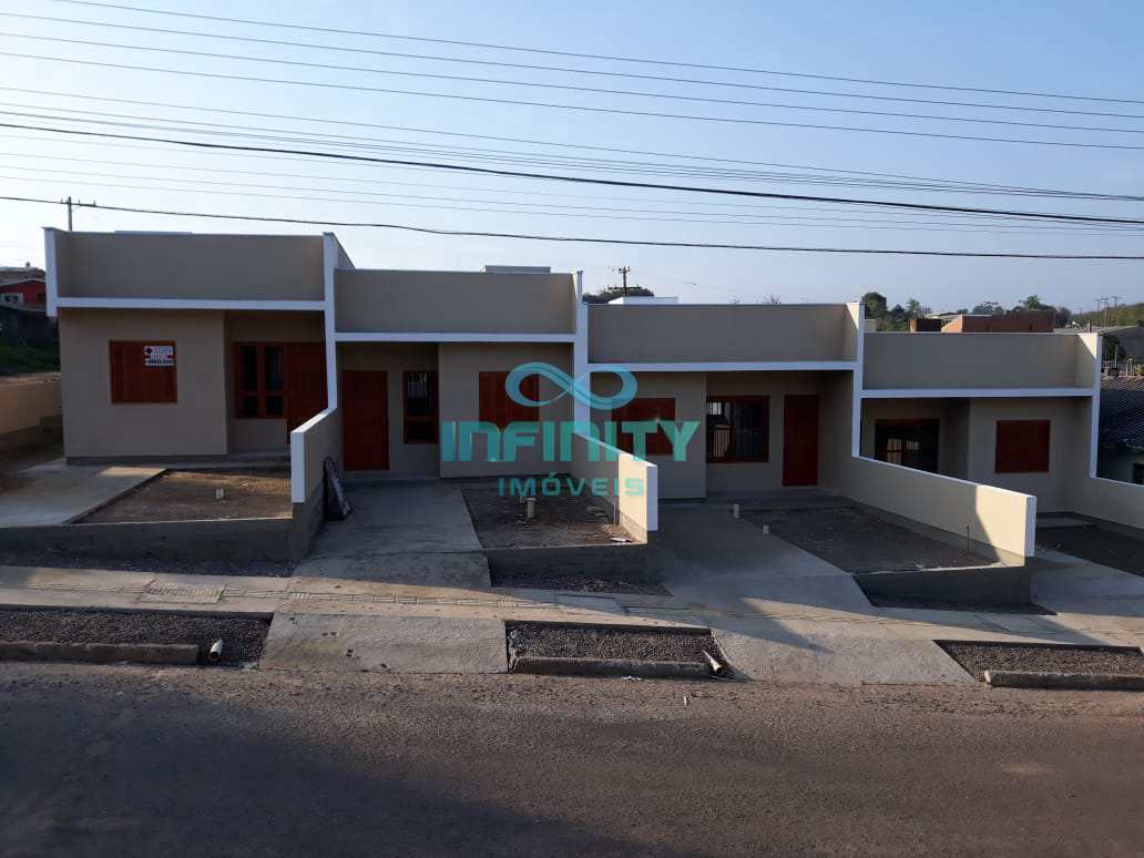 Casa com 2 dorms, Vila Cledi, Gravataí - R$ 165 mil, Cod: 895