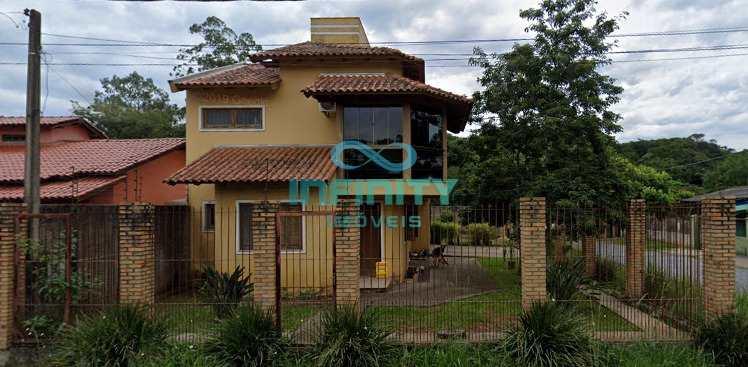 Sobrado com 3 dorms, Bela Vista, Gravataí - R$ 499 mil, Cod: 937