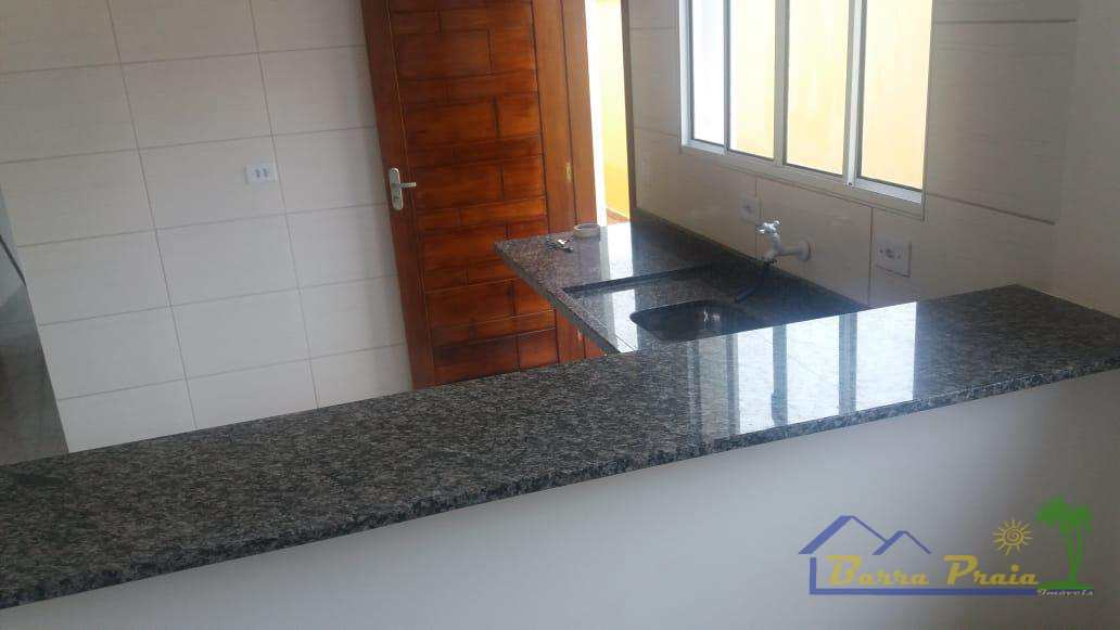 Casa com 2 dorms, Gaivotas, Itanhaém - R$ 179 mil, Cod: 32