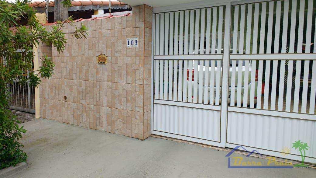Casa com 2 dorms, Jardim Mosteiro, Itanhaém - R$ 280 mil, Cod: 40