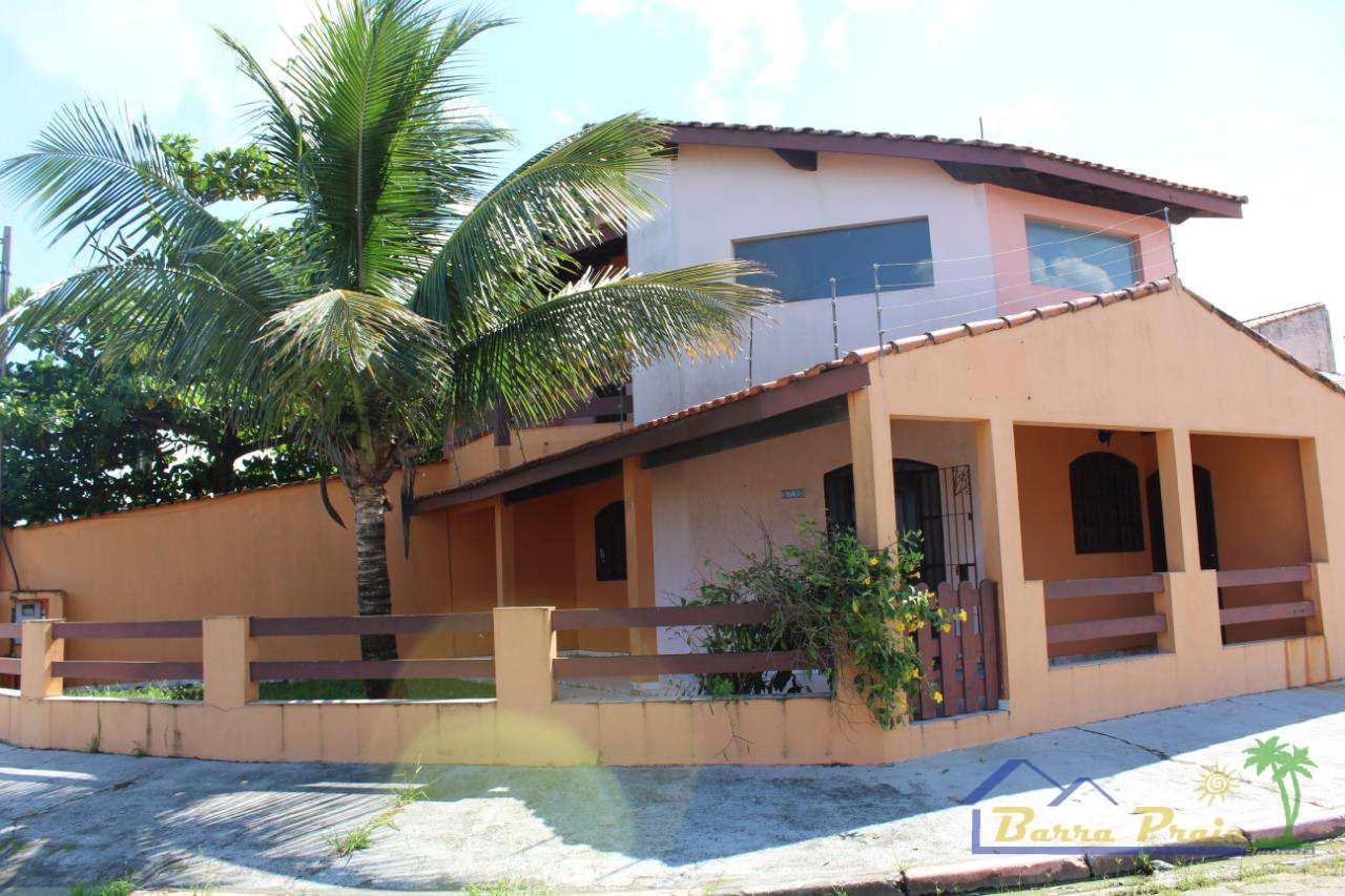 Casa com 3 dorms, Jd. Regina, Itanhaém - R$ 350 mil, Cod: 64