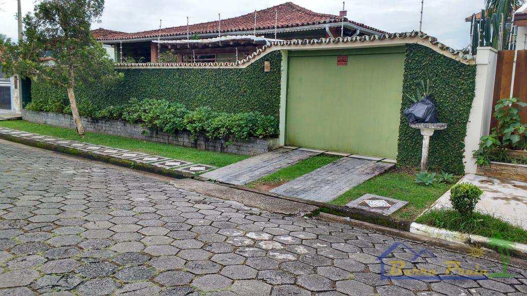 Casa com 3 dorms, Jd. Iberá, Itanhaém - R$ 850 mil, Cod: 80