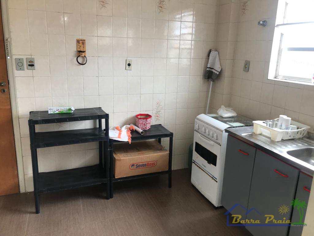 Apartamento com 1 dorm, Centro, Itanhaém, Cod: 86