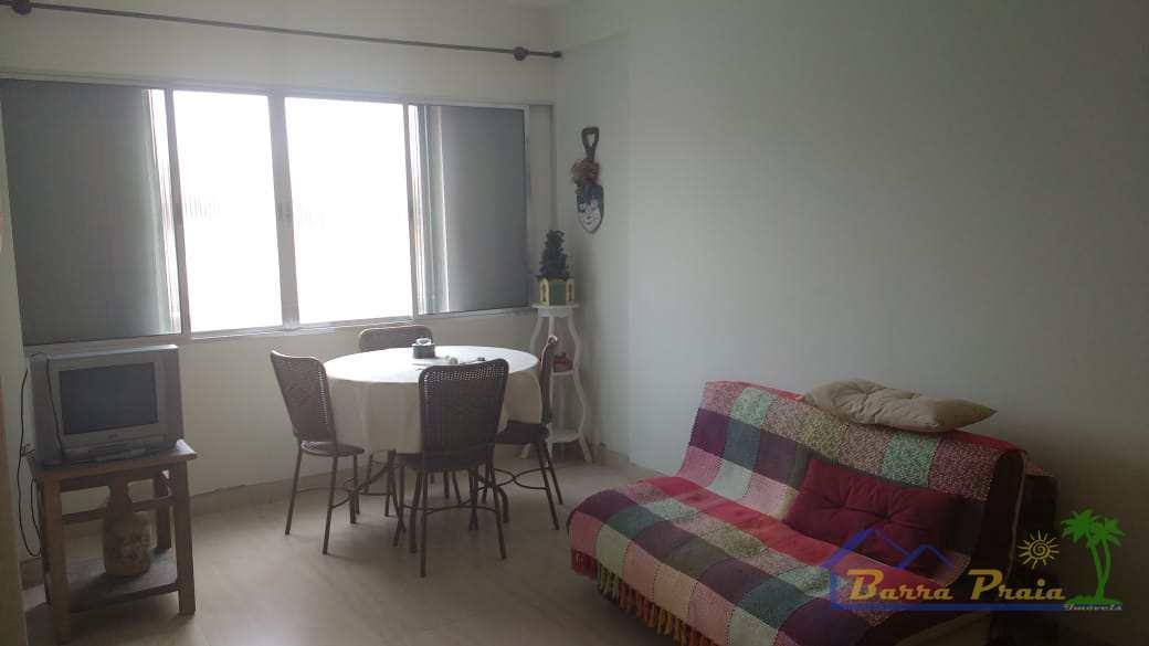 Apartamento com 1 dorm, Centro, Itanhaém - R$ 220 mil, Cod: 89
