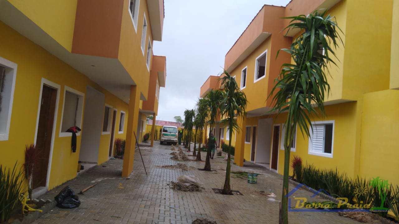 Casa com 2 dorms, Jardim das Palmeiras, Itanhaém - R$ 150 mil, Cod: 105