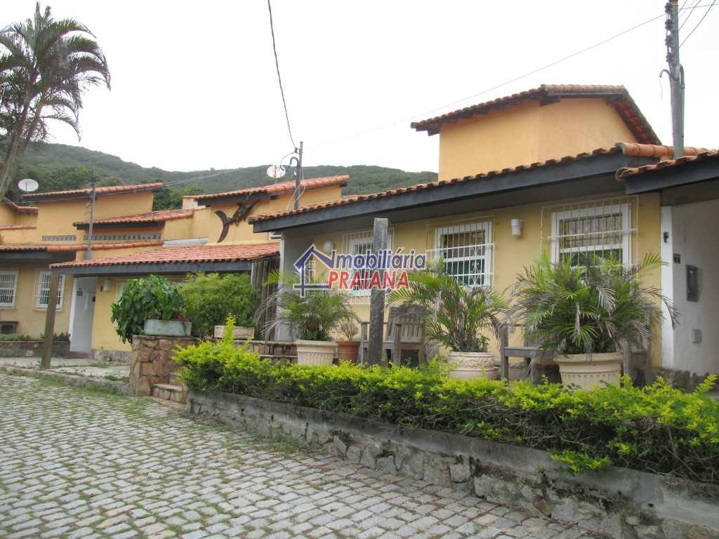 Condomínio em Arraial do Cabo  Bairro Pontal do Atalaia  - ref.: V93