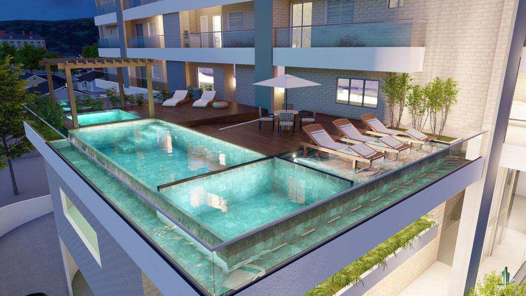 Apartamentos em Praia Grande no bairro Canto do Forte