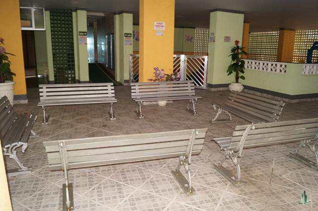 Apartamento com 2 dorms, Aviação, Praia Grande - R$ 265 mil, Cod: AP2061