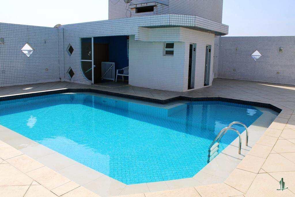 Apartamento com 2 dorms, Aviação, Praia Grande - R$ 370.000,00, 109m² - Codigo: AP2221