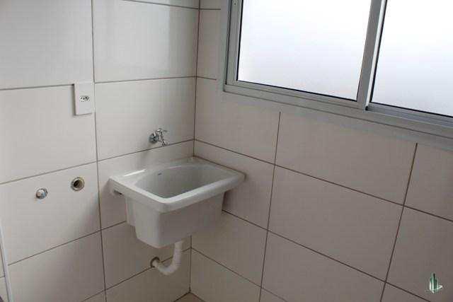 Apartamento com 2 dorms, Guilhermina, Praia Grande - R$ 419 mil, Cod: AP2237