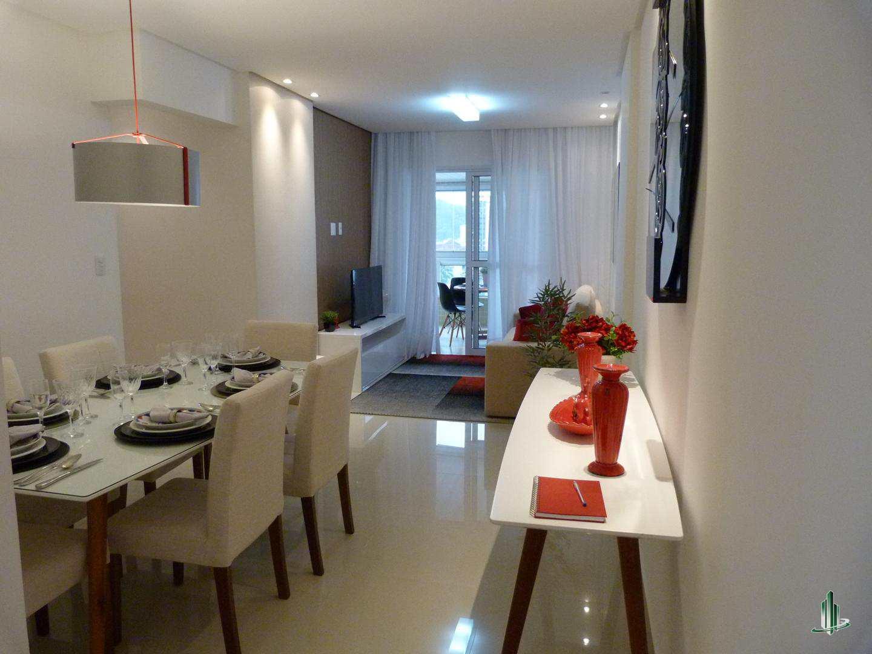 Apartamento com 2 dorms, Canto do Forte, Praia Grande - R$ 495 mil, Cod: AP2502