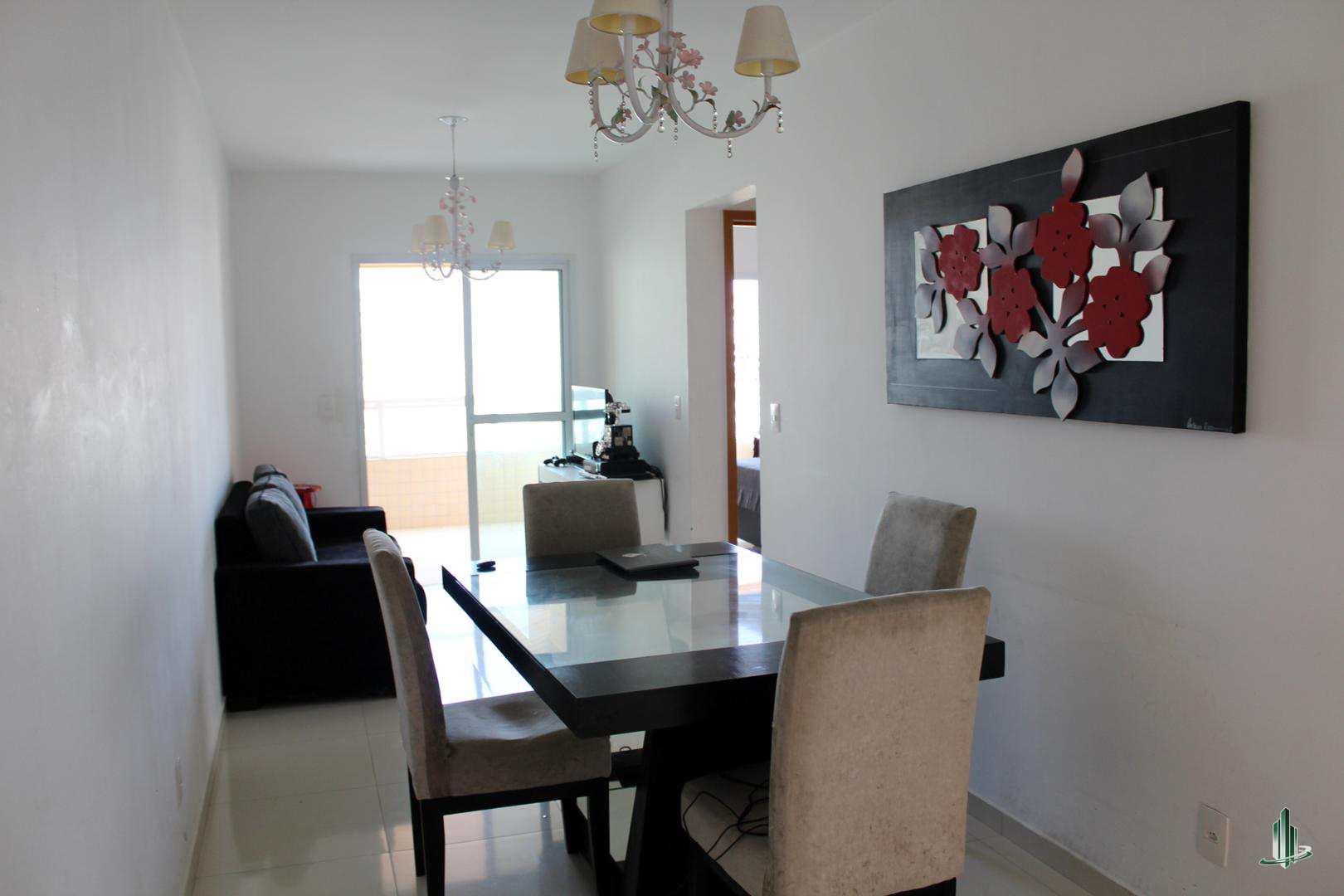 Apartamento com 3 dorms, Guilhermina, Praia Grande - R$ 450 mil, Cod: AP2440