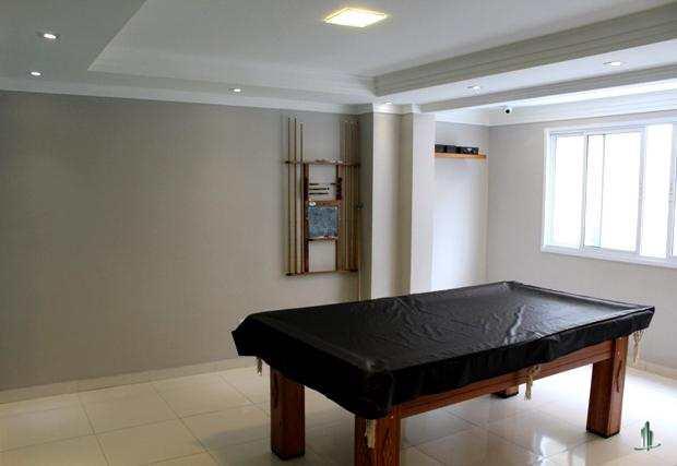 Apartamento com 1 dorm, Guilhermina, Praia Grande - R$ 260 mil, Cod: AP2505