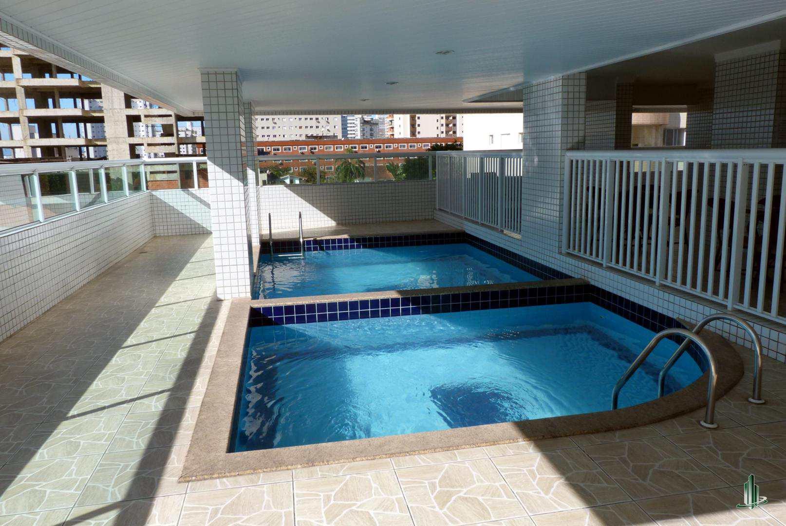 Apartamento com 2 dorms, Tupi, Praia Grande - R$ 325 mil, Cod: AP2478