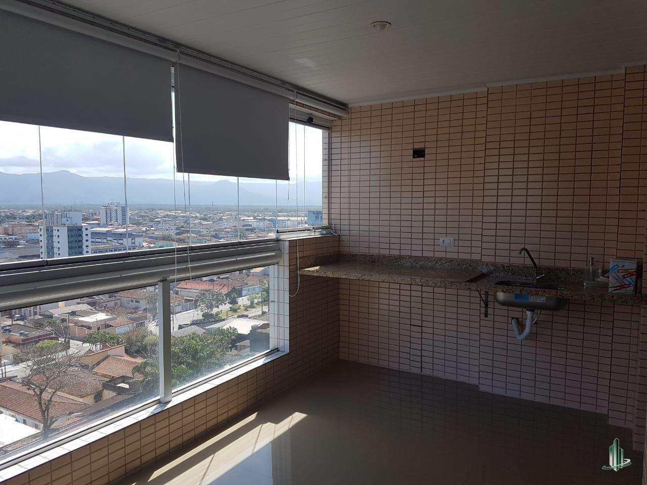 Apartamento com 3 dorms, Canto do Forte, Praia Grande - R$ 550 mil, Cod: AP2513