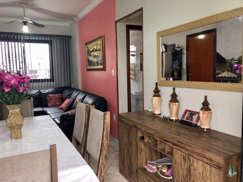 Cobertura com 2 dorms, Boqueirão, Praia Grande - R$ 270 mil, Cod: AP2519