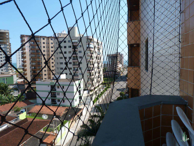 Apartamento com 2 dorms, Caiçara, Praia Grande - R$ 420 mil, Cod: AP2524