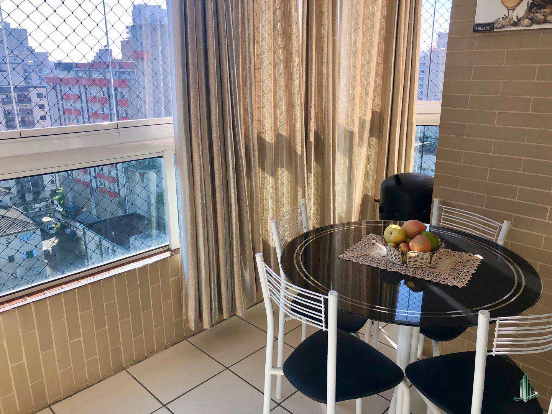 Apartamento com 2 dorms, Guilhermina, Praia Grande - R$ 379 mil, Cod: AP2560