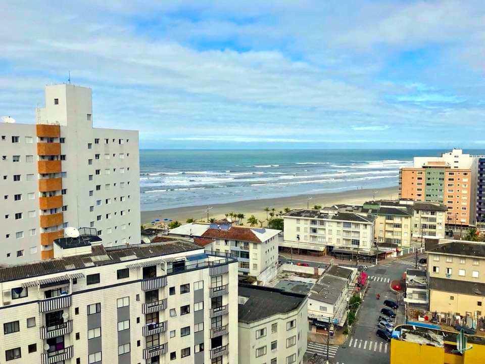 Apartamento com 2 dorms, Ocian, Praia Grande - R$ 80 mil, Cod: AP2565