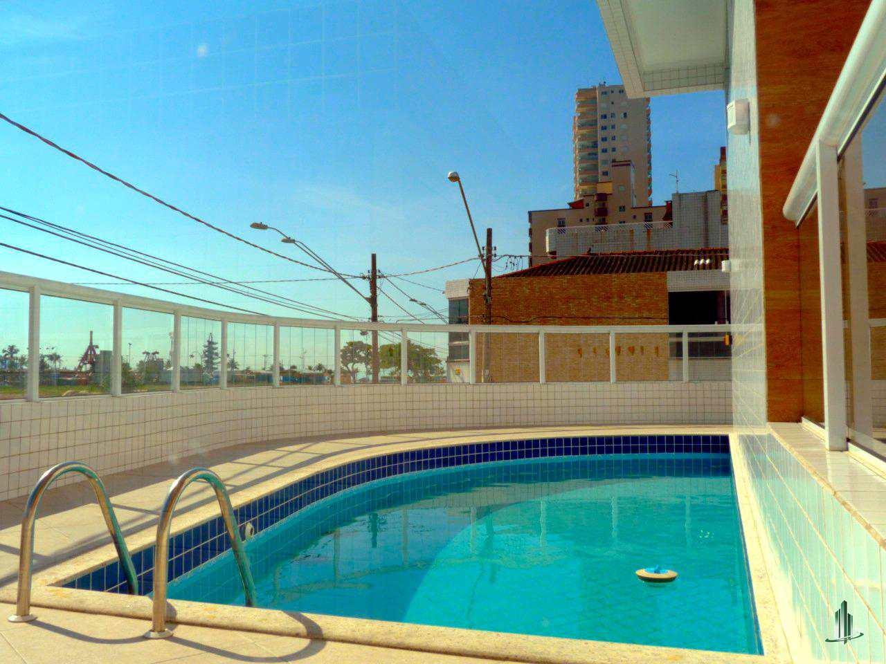 Apartamento com 2 dorms, Aviação, Praia Grande - R$ 94.5 mil, Cod: AP2572