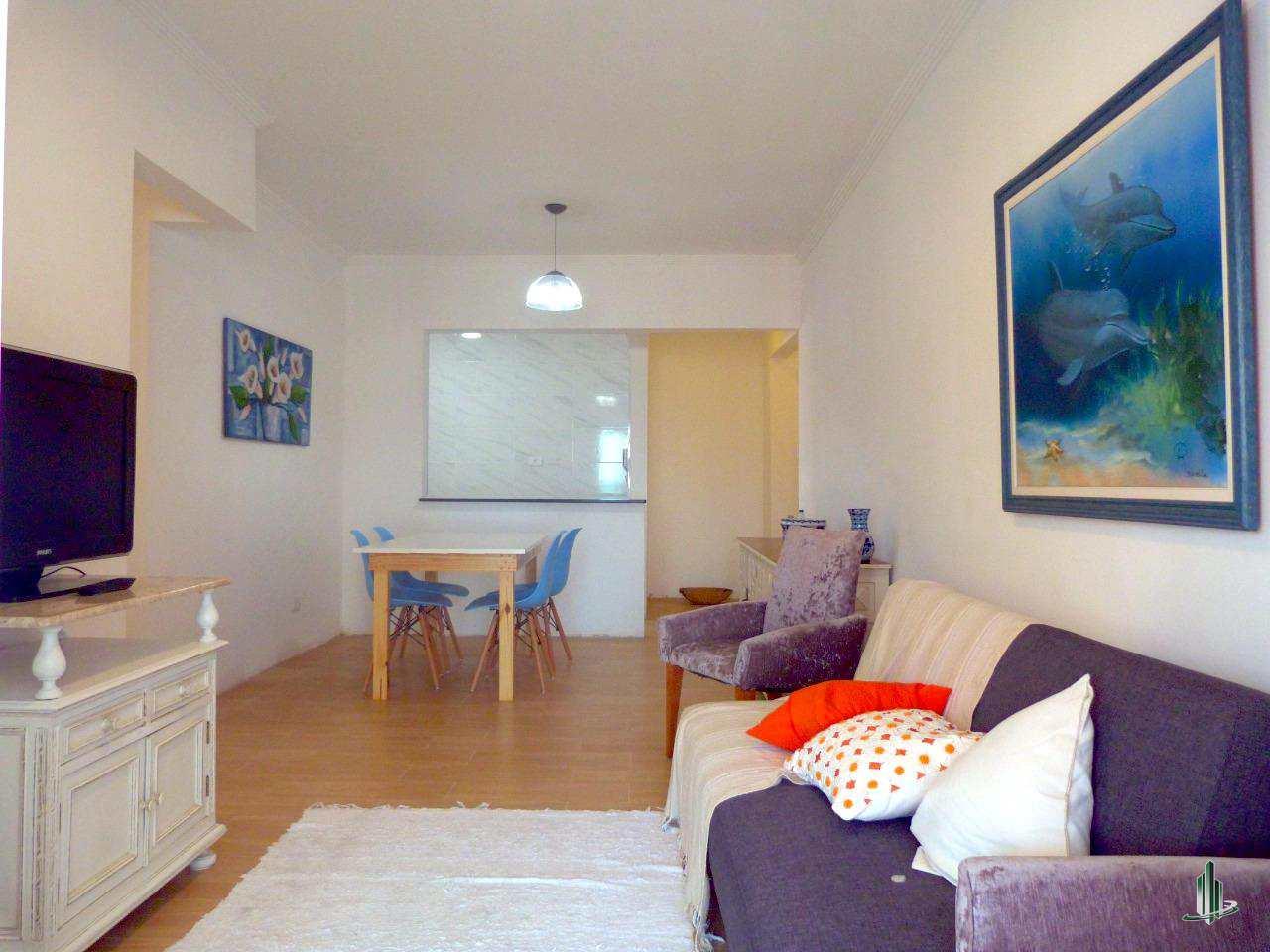 Apartamento com 3 dorms, Canto do Forte, Praia Grande, Cod: AP2595L