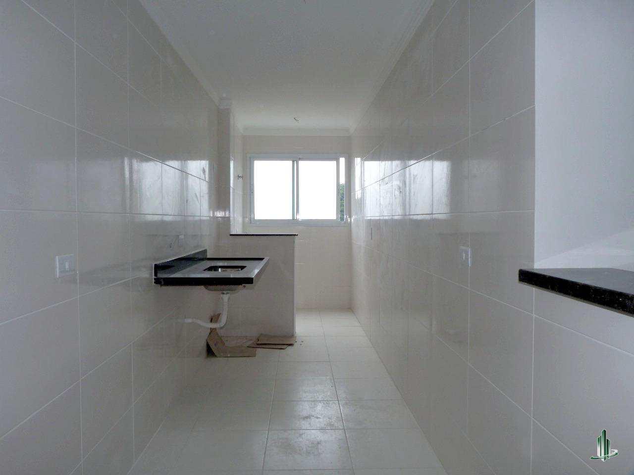 Apartamento com 2 dorms, Boqueirão, Praia Grande - R$ 350 mil, Cod: AP2619
