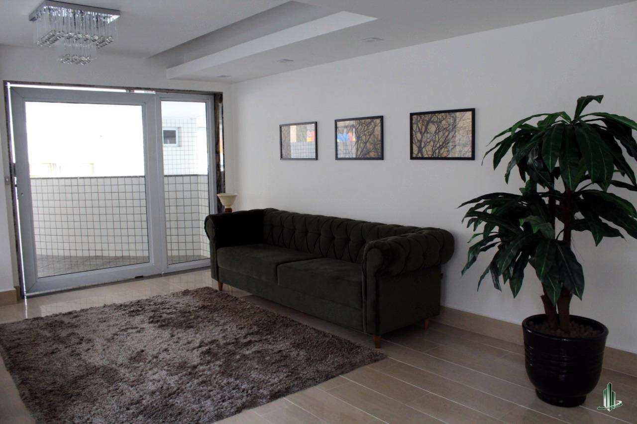 Apartamento com 1 dorm, Canto do Forte, Praia Grande - R$ 260 mil, Cod: AP2654