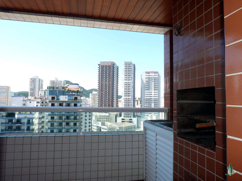 Apartamento com 3 dorms, Guilhermina, Praia Grande - R$ 395 mil, Cod: AP2659