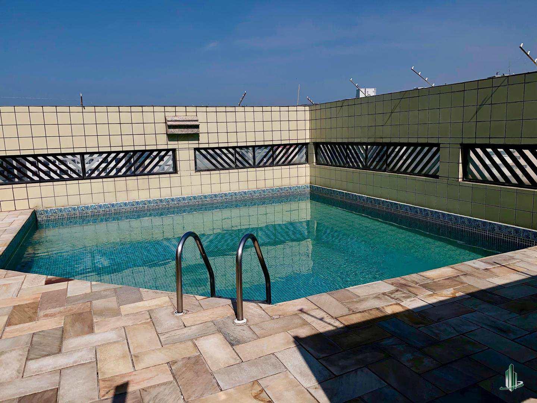 Apartamento com 3 dorms, Tupi, Praia Grande - R$ 390 mil, Cod: AP2713