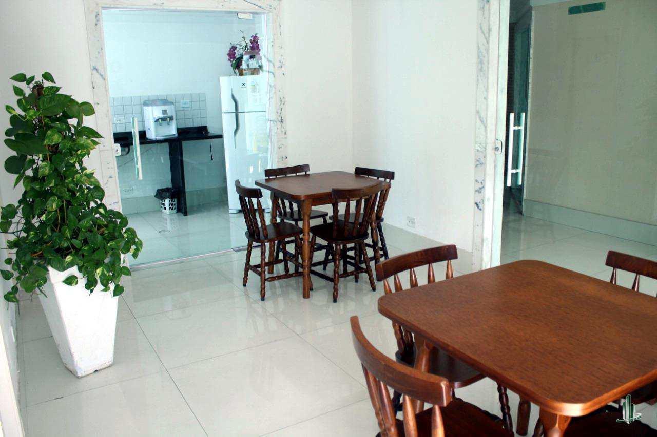 Apartamento com 3 dorms, Aviação, Praia Grande - R$ 350 mil, Cod: AP2728